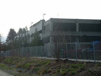 Microsoft-Redwest Garage Expansion was designed by Zimmer Gunsul Frasca and built by Sellen Construction