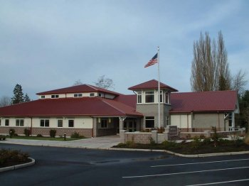Mukilteo Water District was designed by Driftmier and built by Sierra Construction
