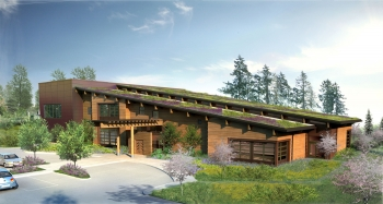 Puyallup Tribe - Elders Center was designed by ARC and built by BNBuilders